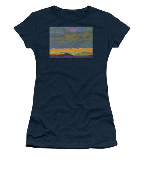 Powder River Reverie, 1 Women's T-Shirt