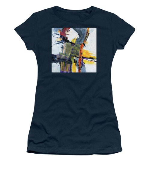 Precarious Women's T-Shirt (Junior Cut) by Ron Stephens