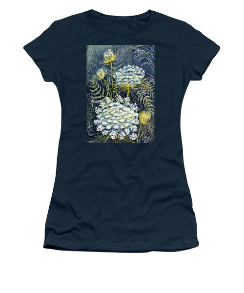 Queen Anne's Lace Women's T-Shirt (Athletic Fit)