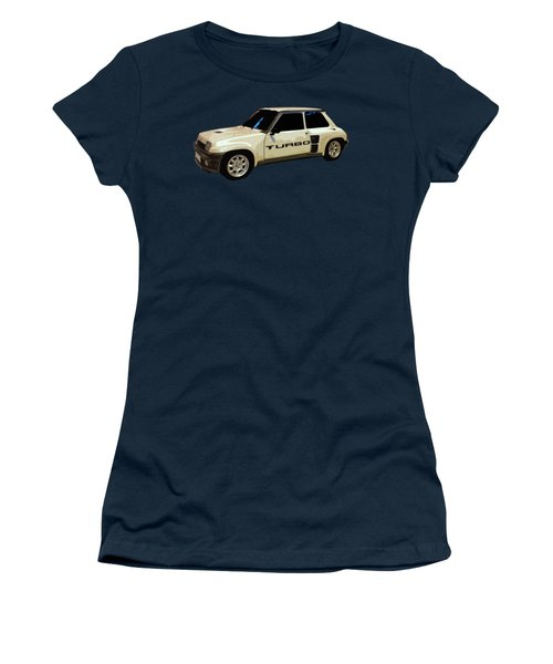 R Turbo Art Women's T-Shirt