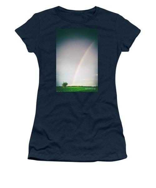 Rainbow #0157 Women's T-Shirt