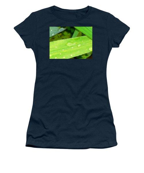 Raindrops Women's T-Shirt