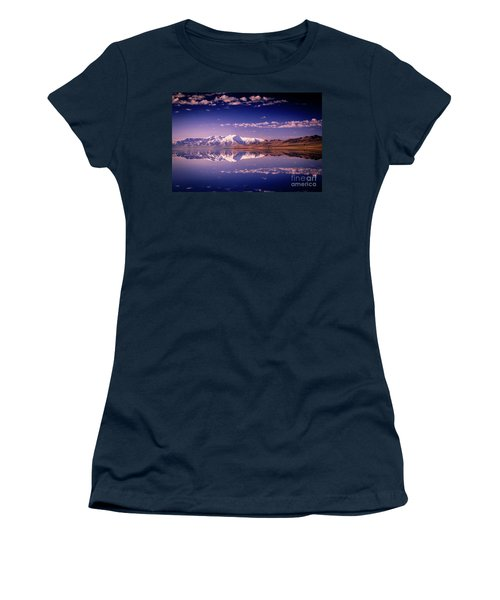 Reacting To The Morning Light Women's T-Shirt
