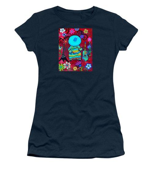 Resting Mariachi Women's T-Shirt