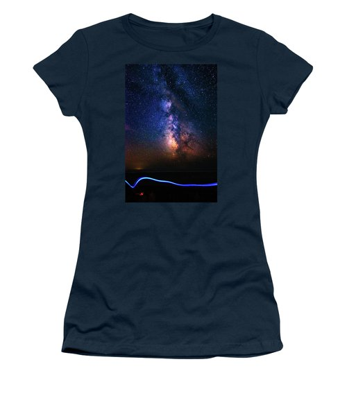 Rising From The Clouds Women's T-Shirt
