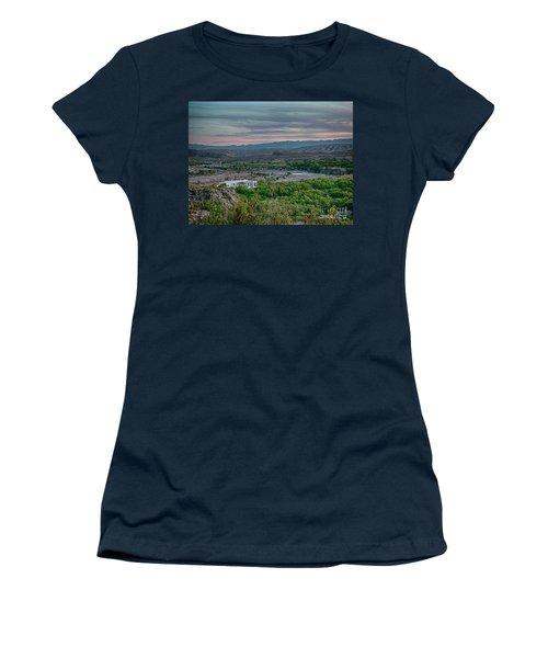 River Overlook Women's T-Shirt
