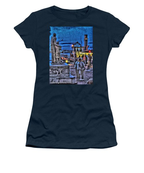 River Street Blues Women's T-Shirt