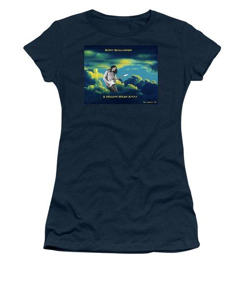 Million Miles Away Women's T-Shirt