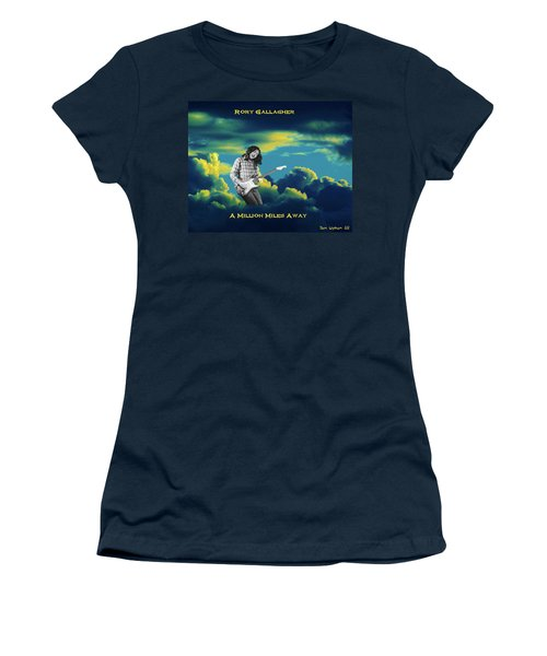 Million Miles Away Women's T-Shirt
