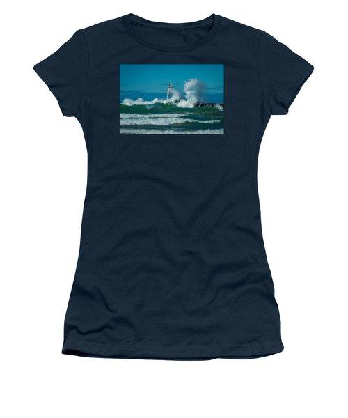 Rough Seas  Women's T-Shirt