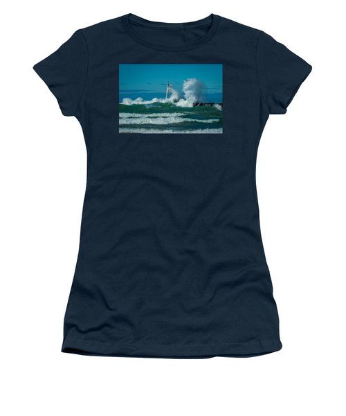 Rough Seas  Women's T-Shirt