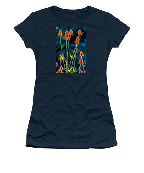 Rustic Weeds 2 Women's T-Shirt (Junior Cut) by Brian Stevens