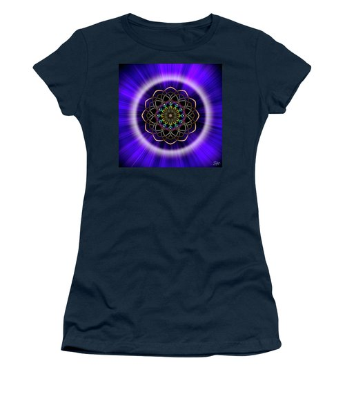 Sacred Geometry 242 Women's T-Shirt (Athletic Fit)