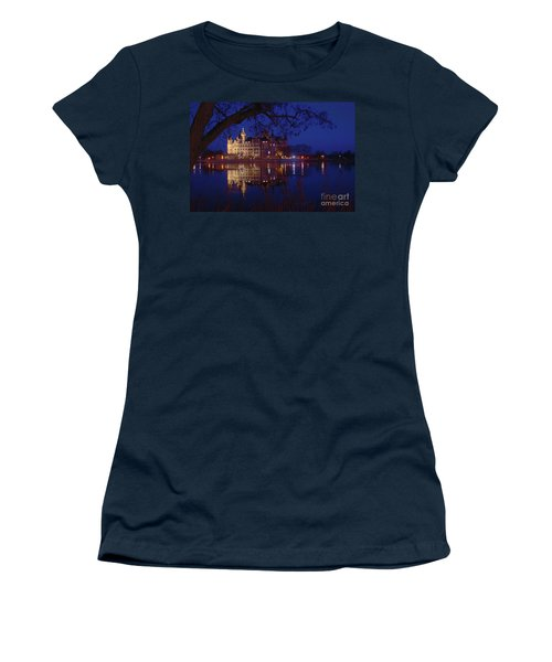 Schwerin Castle 5 Women's T-Shirt (Athletic Fit)