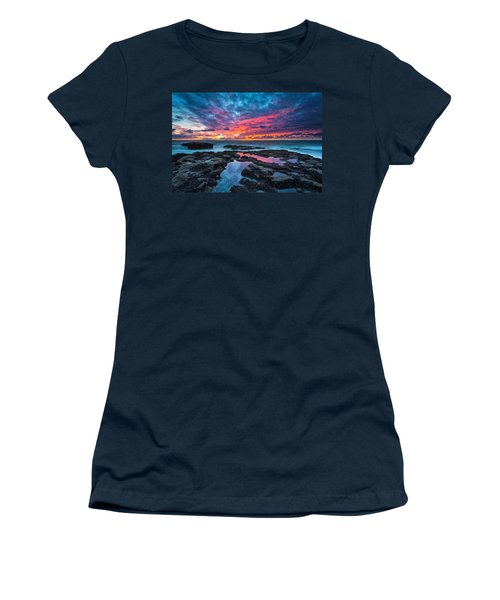 Serene Sunset Women's T-Shirt