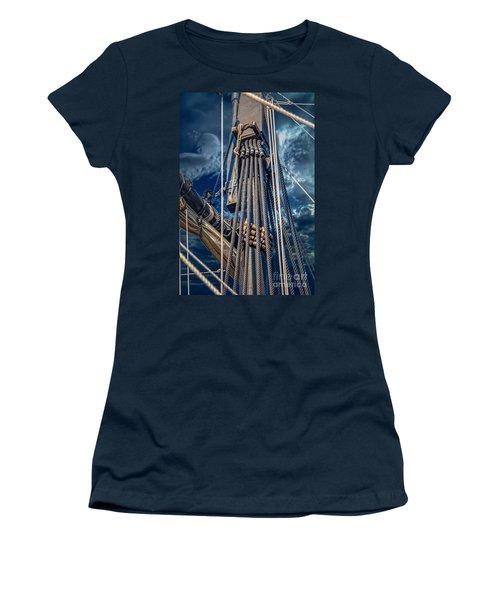 Ships Mast Women's T-Shirt