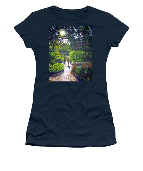 Shirley At Chalice Well Women's T-Shirt