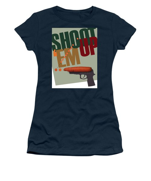 Shoot 'em Up Movie Poster Women's T-Shirt