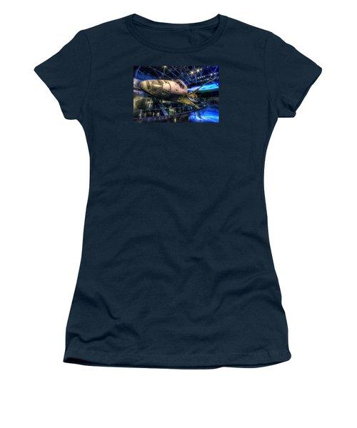 Shuttle Atlantis Women's T-Shirt