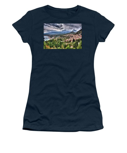 Sicilian Coast Women's T-Shirt (Athletic Fit)