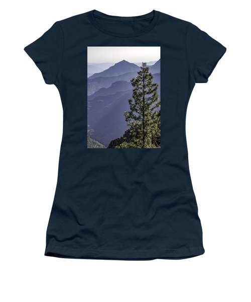 Sierra Nevada Foothills Women's T-Shirt