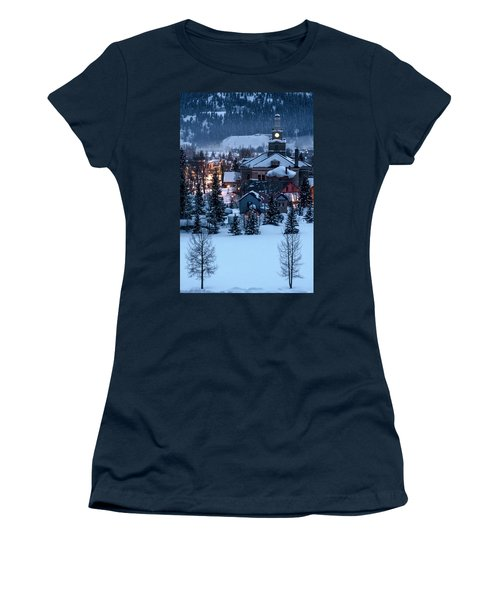 Silverton At Night Women's T-Shirt
