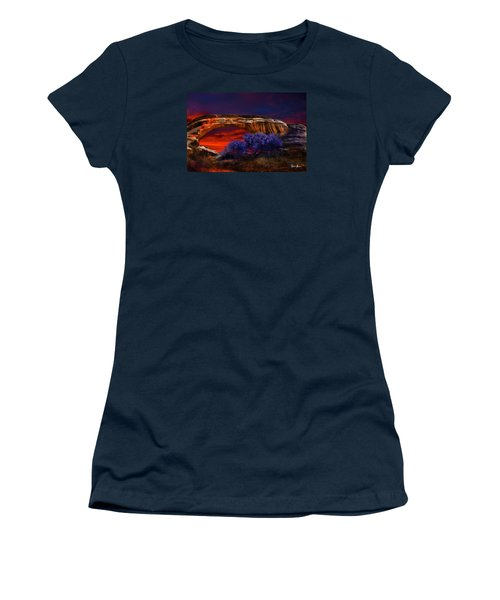 Sipapu Bridge - Utah Women's T-Shirt