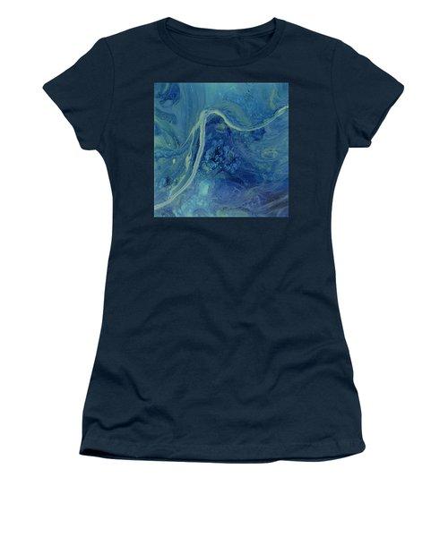 Sleeping Depths Women's T-Shirt (Athletic Fit)