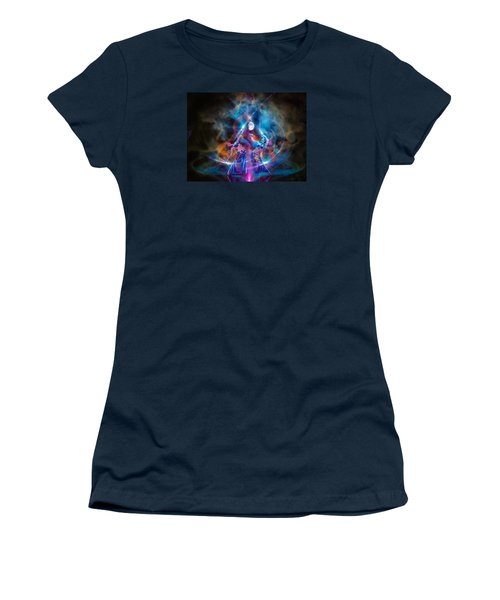 Smoldering Charms Women's T-Shirt (Junior Cut) by Glenn Feron
