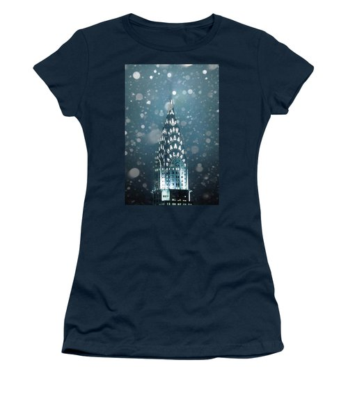 Snowy Spires Women's T-Shirt