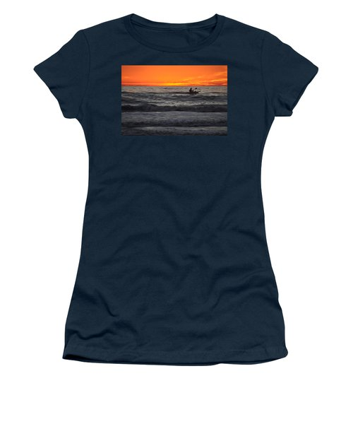 Solitude But Not Alone Women's T-Shirt