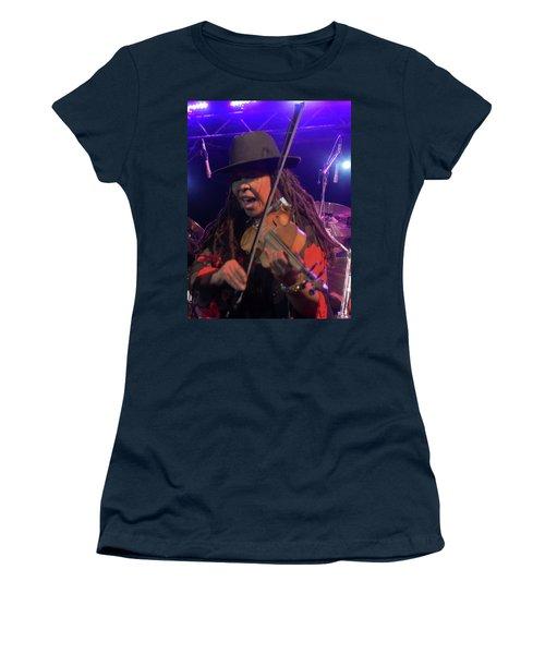 Karen Briggs - Soulchestral Groove Women's T-Shirt (Athletic Fit)
