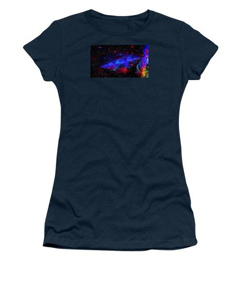 Space-time Continuum Women's T-Shirt (Junior Cut)