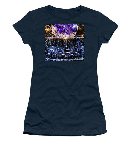 Sparkling Glass Women's T-Shirt