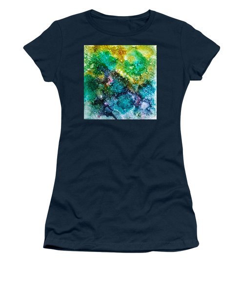 Sparkling Water Women's T-Shirt (Athletic Fit)