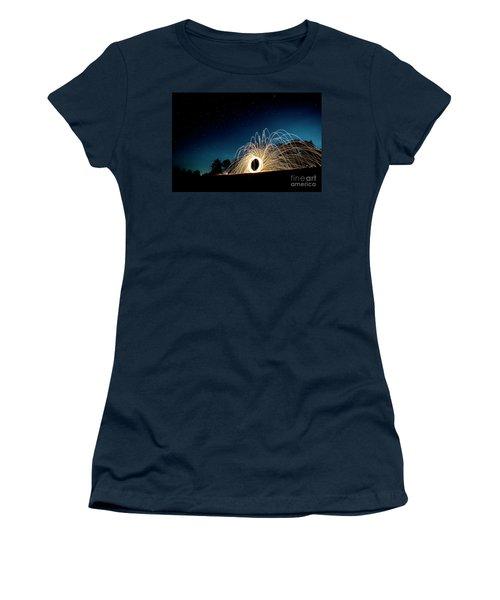 Spinning Wool Women's T-Shirt