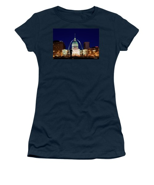 St. Louis Women's T-Shirt (Athletic Fit)