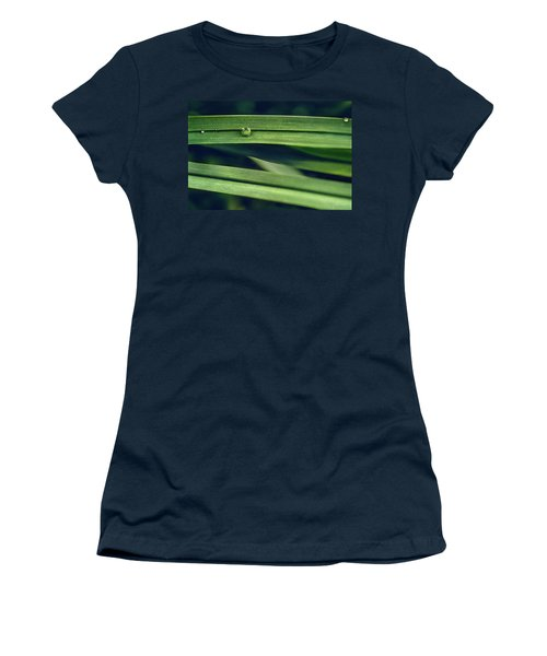 Women's T-Shirt (Athletic Fit) featuring the photograph Stacked by Gene Garnace