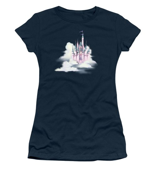 Star Castle In The Clouds Women's T-Shirt