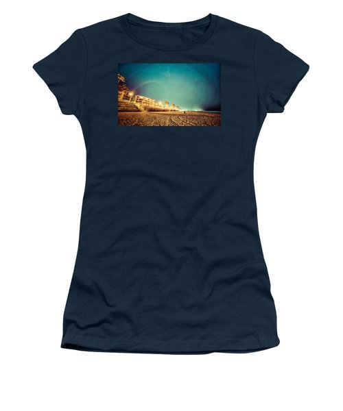 Starry Starry Pacific Beach Women's T-Shirt