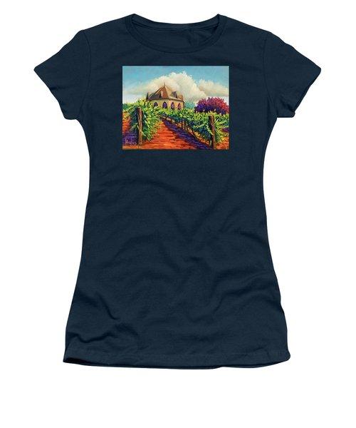 Ste Chappelle Winery Women's T-Shirt