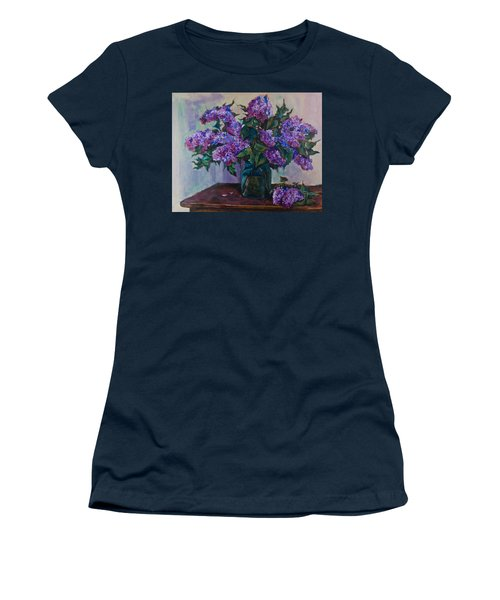 Still Life With Lilac  Women's T-Shirt