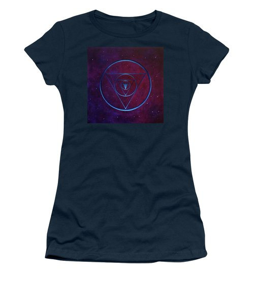 Stillness Women's T-Shirt (Athletic Fit)