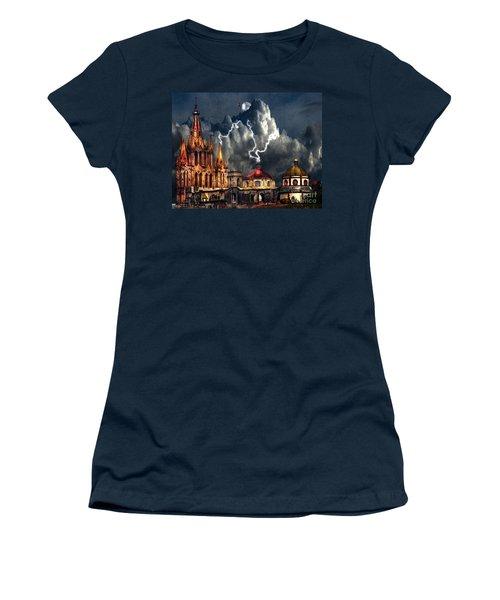 Stormy Night Women's T-Shirt