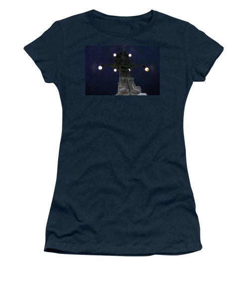 Strange Eyes Women's T-Shirt
