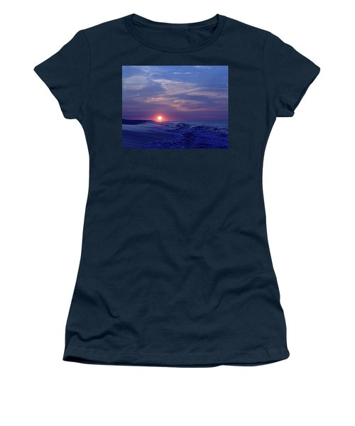 Summer Sunrise I I Women's T-Shirt (Athletic Fit)