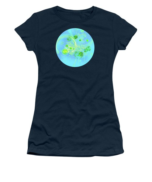 Summer Tree Of Life Women's T-Shirt (Junior Cut) by Menega Sabidussi