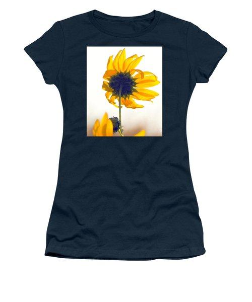 Sun Flower 101 Women's T-Shirt (Athletic Fit)
