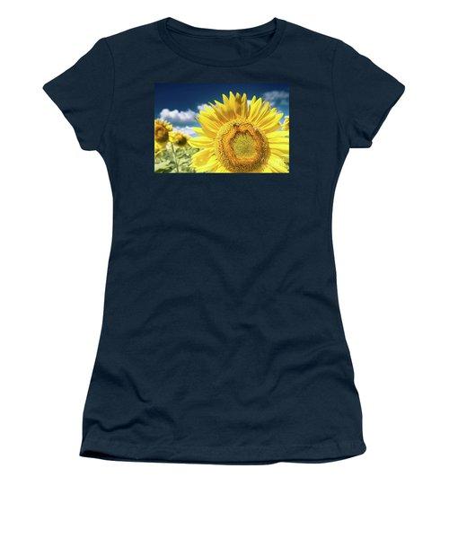Sunflower Dreams Women's T-Shirt