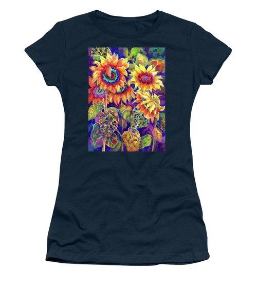 Sunflower Garden I Women's T-Shirt